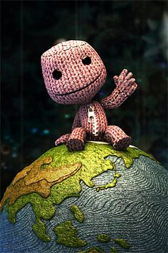 LBP--love this game oh so much! I wish I could live in that world! It's just so...HAPPY!