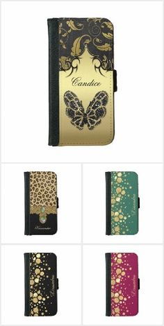 Wallet Cases iPhone 6 and 6s