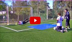 Goalkeeper Soccer Training. The best videos and articles on the web for football coaches.