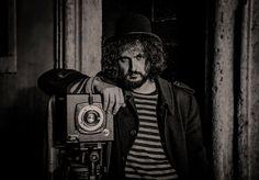 FRANCESCO CAPPONI   © Attilio Brancaccio   Photography   Portrait   Black and White   People   Art   Artist
