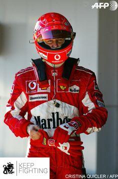 Michael Schumacher   Ferrari Driver