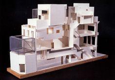 Frank O. Gehry & Associates, De Menil Residence, New York, New York