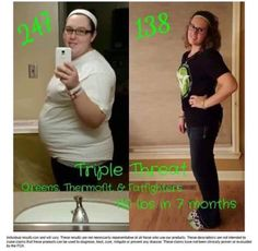 Triple Threat has helped so many lose weight and feel great! Triple threat is our greens, thermofit and fat fighters! I mean just look she got AMAZING RESULTS using the triple threat!!!! Call or text 520-840-8770 http://bodycontouringwrapsonline.com/weight-loss/it-works-triple-threat-weight-loss-challenge