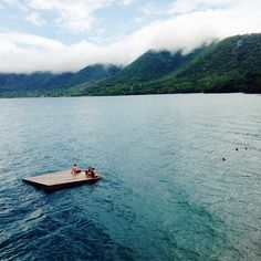 La Laguna de Apoyo, Nicaragua. Been here! Laid right on one of those docks. Beautiful!! World Vets 2016
