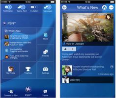 Sony Releases 'PlayStation App' Companion App for PlayStation 4 [iOS Blog] - http://www.aivanet.com/2013/11/sony-releases-playstation-app-companion-app-for-playstation-4-ios-blog/