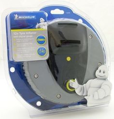 The Michelin CUS12259 Tyre Inflator http://tyreinflatorguide.com/michelin-cus12259-tyre-inflator-review/
