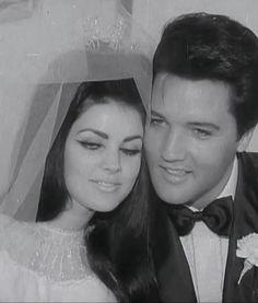 WEDDING FUN WITH ELVIS PRESLEY AND PRISCILLA