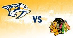 2 TICKETS TO GAME 3 OF THE STANLEY CUP PLAYOFFS BETWEEN THE CHICAGO BLACKHAWKS AND THE NASHVILLE PREDATORS. THESE ARE ELECTRONIC TICKETS THAT WILL BE ... #chicago #blackhawks #bridgestone #predators #nashville #level #tickets #lower