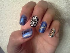 pastelpoetry: Homestuck nail art I know that Aradia's pretty derpy on equis and nepeta drawing, equis troll, equis gamzee eridan feferi,