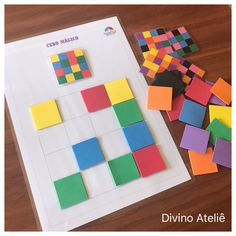 Unterrichtsmaterial Cubico Magico no - Babyzimmer ideen Teaching material Cubico Magico no # up für die Babyparty Preschool Learning Activities, Infant Activities, Preschool Activities, Teaching Kids, Colour Activities, Handwriting Activities, Preschool Printables, Kids Crafts, Craft Kids