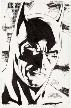 Batman by Bryan Hitch & Paul Neary