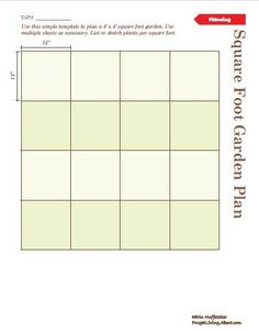 Square Foot Gardening Templates Greenhouses Pinterest Square Feet Square Foot Gardening