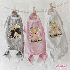 Wooflink Teddy Bear Pajama