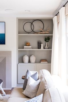 The Best Blue Living Room Paint Colors, According to Real Estate Agents Room Paint Colors, Paint Colors For Living Room, Living Room Designs, Living Room Decor, Living Rooms, Indiana, First Apartment Decorating, Custom Drapes, Living Room Remodel
