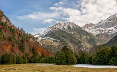 Un universo paralelo. Esfera: Spanish mountains