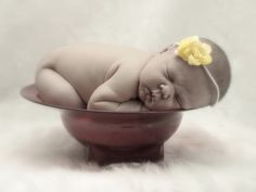 Baby Callie...my great-niece