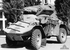 This is a list of top ten strange military vehicles of second World War (WWII 1939 to 1945). 1. Rhino Heavy Armoured Car Rhino, was an armoured car designed in Australia during the Second World War. Due to enemy action and design problems the project never got beyond a prototype stage. The vehicle was completed by a welded turret with 30 mm all-round protection similar in design to that of the Crusader tank. The armament consisted of a QF 2 pounder Mk IX gun and a coaxial .303-inch Vickers…