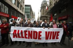 Chile marks 40th anniversary of military coup with homage to ousted President Allende - The Washington Post