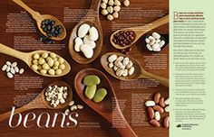 Beans: Pantry Staples, Nutrition Stars - The Health Benefits and Culinary Uses of Beans | from the Academy of Nutrition and Dietetics