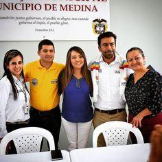 La Provincia de Medina en las Mesas de Trabajo del Plan de Desarrollo Departamental 2016-2019