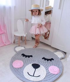 Best baby girl cute outfits mother daughters 65 ideas - It's a Girl Baby Bedroom, Baby Room Decor, Kids Bedroom, Kids Outfits Girls, Toddler Girl Outfits, Baby Girl Fashion, Kids Fashion, Nursery Rugs, My Baby Girl