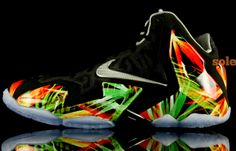 e07ee41294cd Nike LeBron XI GS