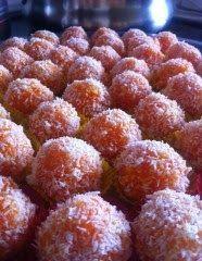 Η ΔΙΑΔΡΟΜΗ ®: Τρουφάκια καρότου