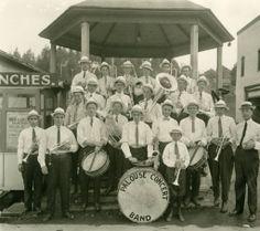 Palouse Concert Band :: Whitman County Heritage
