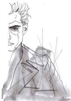 by illustrator Richard Gray