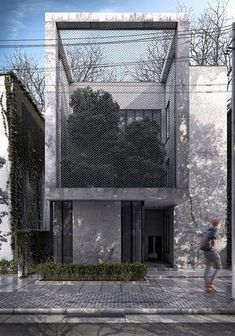 sheikh salem al ali Kuwait on Behance Minimal Architecture, Tropical Architecture, Facade Architecture, Contemporary Architecture, Arch House, Facade House, Facade Design, Exterior Design, Arquitectura Wallpaper
