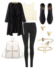 """School #3"" by midori394 on Polyvore"