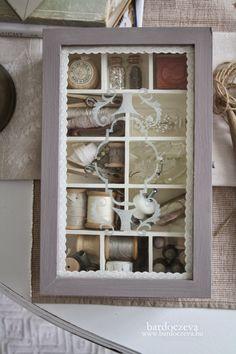 Kincsesládikó a hétköznapi dobozból - PURE DESIGN  #pentart China Cabinet, Diy Furniture, Storage, Inspiration, Nice, Home Decor, Purse Storage, Biblical Inspiration, Decoration Home
