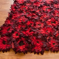 This is just a way cool looking rug.