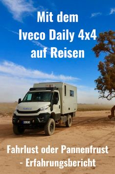 Iveco Daily Camper – consumption, compatibility with other diesel qualities, off-road capability, possible breakdowns. Iveco Daily 4x4, Iveco Daily Camper, Iveco 4x4, Cargo Trailer Conversion, Camper Conversion, Off Road Camper, Truck Camper, Buick, Vintage Caravan Interiors