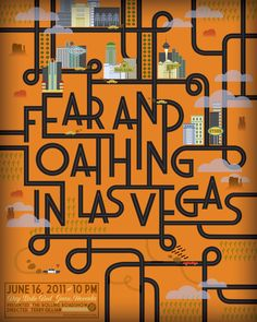 Fear And Loathing In Las Vegas - Kelly Thorn