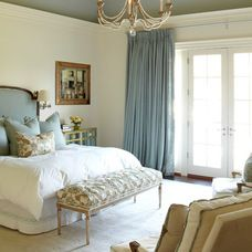 traditional bedroom by Wright Building Company