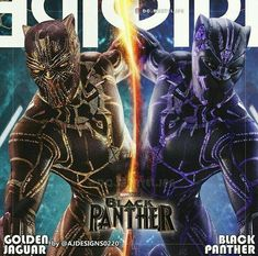 Black panther entertainment cover