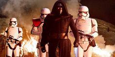 O pai de Letícia disse que acha que Kylo Ren está apenas tentando terminar o que Anakin Skywalker estava tentando fazer antes de ser seduzido pelo lado sombrio.
