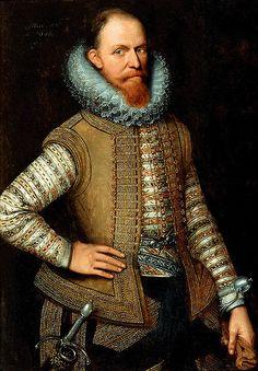 Maurits van Nassau, prins van Oranje en Stadhouder