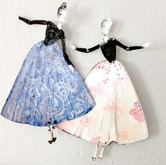 PAPERFASHION | where fashion meets paper