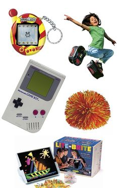 Best Toys From The 90's!