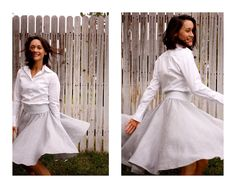 another circle skirt tutorial