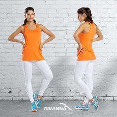 Treine com conforto e estilo, treine com look