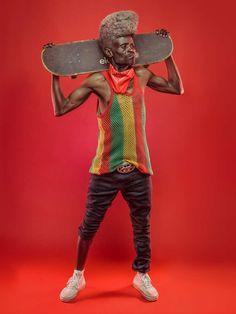 Extraordinary Hip Hop Grandpas of Nairobi by Osborne Macharia #inspiration #photography