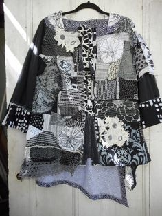 Mixed Media, Textiles and Womens Clothing