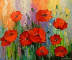 Oil painting Flowers art buy canvas art still life oil painting prima oil daria callie paintings Oil Painting Pictures, Oil Painting Flowers, Abstract Flowers, Oil Painting On Canvas, Watercolor Flowers, Canvas Wall Art, Poppies Art, Watercolor Paintings For Sale, Buy Canvas