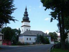 Partizánska Ľupča - kostol Sv.Matúša
