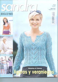 Sandra moda de punto nº199 (Mayo 2007) - Nekane Solaguren-Beascoa - Álbumes web de Picasa