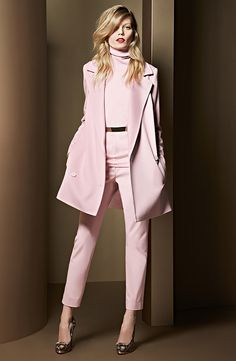 ESCADA Fall/Winter 2013 Look 16 - Absolutely Love This Pant Suit