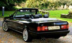 BMW E30 325I Bmw E30 Cabrio, Bmw E30 Convertible, Bavarian Motor Works, Bmw Classic, Cabriolet, Bmw 3 Series, Fast Cars, Luxury Cars, Cars